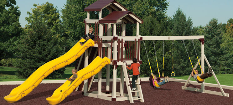Swingset Package D-48-2