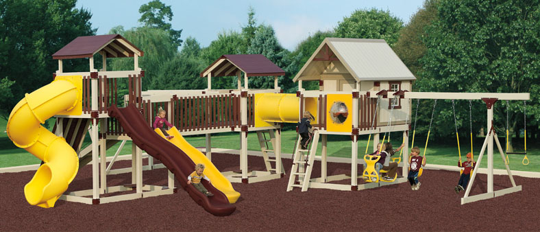 Swingset Package IH-68-1