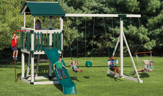 Swingset Package B-55-7