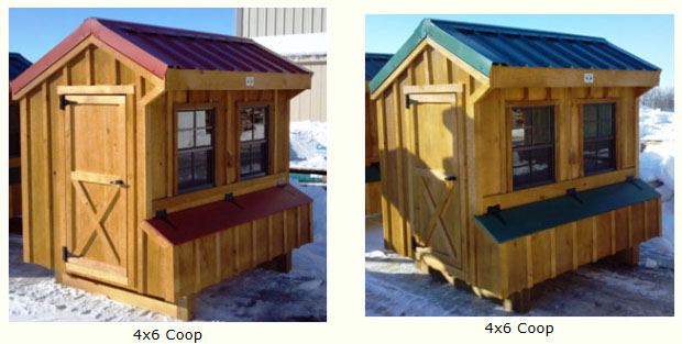 Chicken Coops Animal Shelters