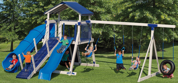 Swingset Package GA-65-4