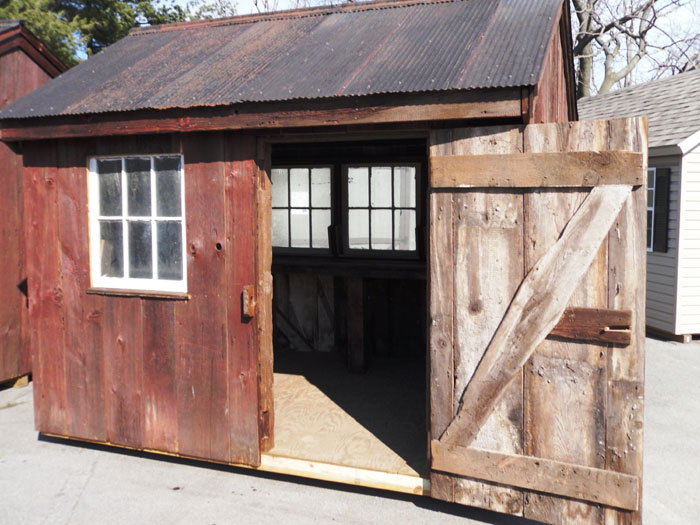 The Primitive Shed