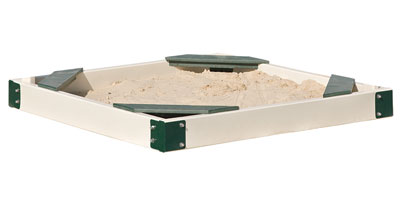 Custom Sandboxes for Kids Playsets