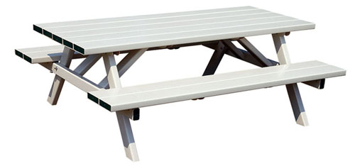 Vinyl Picnic Tables