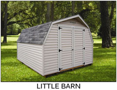 Compare Shed Styles - Little Barn